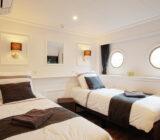 Magnifique II cabin twin lower deck