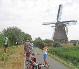 Fahrradpause Hoekermolen