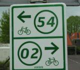 Fahrradknotenpunkte
