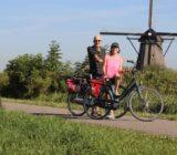 Radausflug zu den Windmühlen