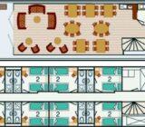 Floor plan Quo Vadis