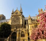 Frankreich Champagne Paris Notre Dame