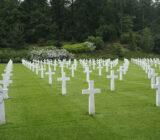 Frankreich Champagne amerikanischer Kriegsfriedhof