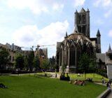 Gent Nicolas Kirche