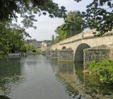 Grez-sur-Loing Brücke