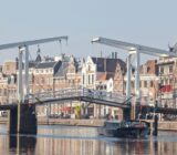 Haarlem Spaarne Fluss