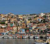 Ionische Inseln Korfu Parga