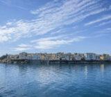 Ionische Inseln Korfu Hafen