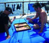Ionische Inseln Backgammon