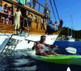 Ionische Inseln Kanufahrt