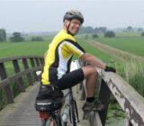 Kinderdijk tour leader x