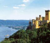 Koblenz river and castle