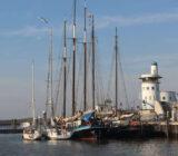 Mare fan Fryslân docked