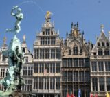 Antwerpen Grote Markt Brabo