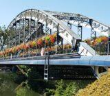 Frankreich Burgunde Brücke