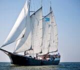 Sailing ship Mare fan Fryslan