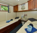 Mecklenburg cabin twin